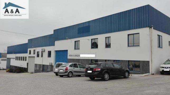 Armazens para comercio ou industria 410 m2