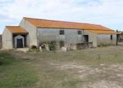 3 armazens em evora de alcobaca 1.500 m2