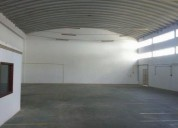 Arrenda se armazem com gabinetes e refeitorio 380 m2