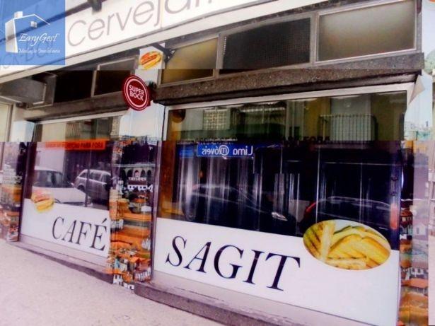 Restaurante no Centro de Gaia 87 m2