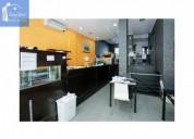Restaurante equipado na reboleira 63 m2