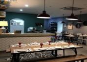 Restaurante conceituado em samora correia 91 m2