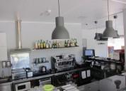 Cafe snack bar de rua na venda nova amadora 74 m2