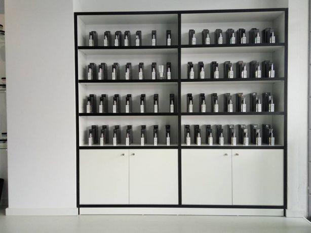 Perfumaria cosmetica low cost loja comercial Povoa de Lanhoso Braga 70 m2