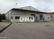 Fabrica industria arrendamento em pontinha e famoes odivelas 997 m2