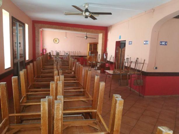 Restaurante mobilado 150 m2