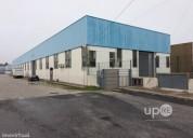 Armazem arrendamento vila do conde 2.000 m2