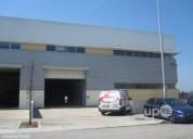 Armazem industrial 800 m2
