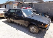 Alfa romeo giulietta 116 pecas gasolina