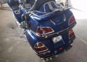 Goldwing muita estimada e com varios extras gasolina cor azul