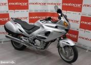 Honda deauville 650 gasolina