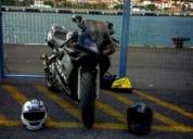 Honda nsr 125 gasolina cor preto
