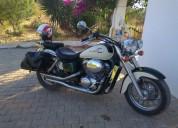 Honda shadow 750 gasolina