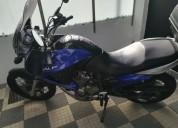 honda xl 700 v transalp abs excelente gasolina cor azul