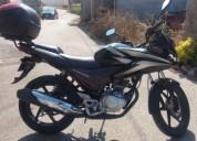 Honda cbf 125 gasolina cor preto