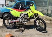 Honda crf 450 gasolina