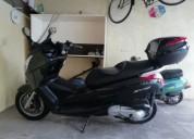 moto honda gasolina cor preto