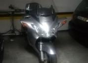 Honda paneuropean 1300 st gasolina cor cinzento