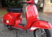 Vespa vespa 200 rally gasolina cor vermelho