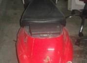 Piaggio 50 modelo liberty 50 gasolina cor vermelho