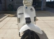 Vespa t5 kit 177 gasolina cor branco