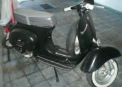 Vespa 50 s modelo raro tampa pequena gasolina cor preto