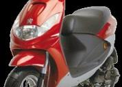 Peugeot vivacity 50 gasolina cor vermelho
