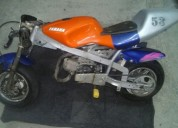 mini mota pit bike gasolina