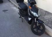 Mobilete vortex sbr em bom estado scooter sem carta eléctrico cor preto