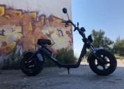Scooter electrico citycoco en cascais