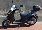 Scooter 125 vila do conde cor preto