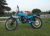 Bultaco sherpa gasolina cor azul