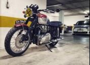 Triumph bonneville gasolina cor outra