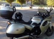 Triumph 900 em excelente estado gasolina cor cinzento