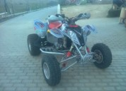 Moto 4 polaris predator gasolina cor cinzento