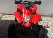 Polaris scrambler 500 4x4 gasolina cor vermelho