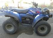 Polaris 425 gasolina cor azul