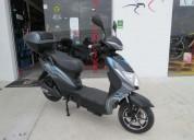 Nova scooter bicicleta eletrica vortex goose two en soure