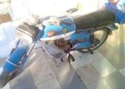 Vendo bom estado gasolina cor azul