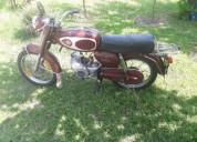 motorizada efs modelo gasolina cor vermelho