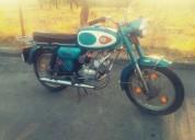 motorizada efs zundapp gasolina cor azul