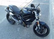 Ducati monster 696 black edition gasolina cor preto
