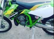Kx 250 matriculada restaurada troco moto 4 en praia da vitória