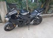 Kawasaki ninja zx 10r gasolina cor preto
