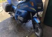 Bmw k 100 rt gasolina cor azul