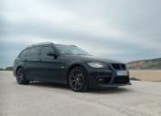 bmw 320 e90 e91 full extras sport troco diesel cor preto