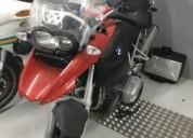 Bmw gs como nova gasolina cor vermelho