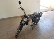 Motorizada suzuki k90 gasolina cor preto