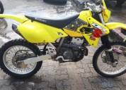 Drz 400 suzuki gasolina cor amarelo