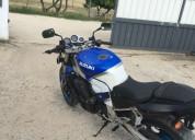 Gsxr 1100 w gasolina cor azul